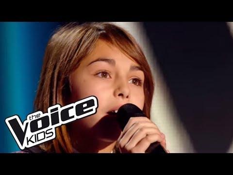 Eblouie par la nuit - Zaz | Carla | The Voice Kids 2014 | Blind Audition