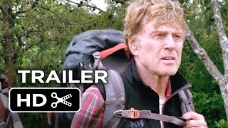 Nonton A Walk in the Woods Official Trailer #1 (2015) - Nick Offerman, Emma Thompson Movie HD Film Subtitle Indonesia Streaming Movie Download