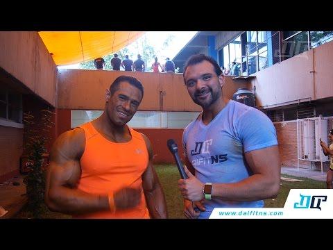 Entrevista a Victor Rea en el Nacional 2015