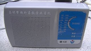 Download Lagu ZX 2051 IC kit radio build and test Mp3