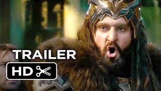 The Hobbit: The Battle of the Five Armies Official Teaser Trailer #1 (2014) - Peter Jackson