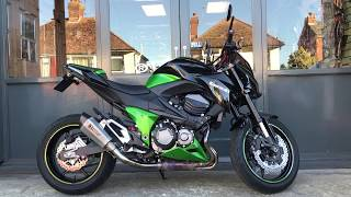 10. Kawasaki ZR800 / Z800 For Sale At Hastings Motorcycle Centre