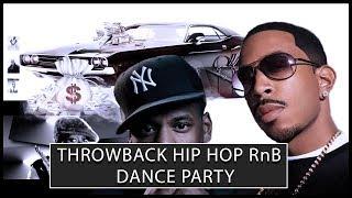 Hip Hop/ R&B Old School Dance Party Video Mix Best Old School Hip Hop Rap & RnB 2000s Throwback #2