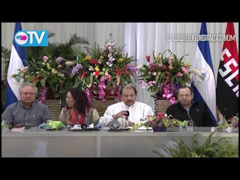 Presidente Daniel entre los mejor evaluados en Latinoamérica