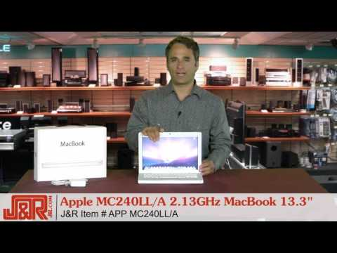 Apple MC240LL/A 2.13GHz MacBook 13.3
