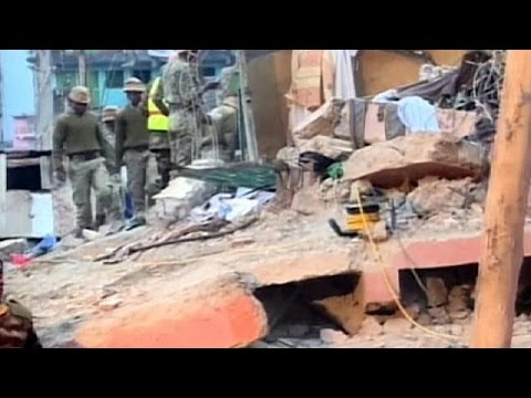 Κένυα: Συνεχίζονται οι έρευνες για επιζώντες στο κτίριο που κατέρρευσε στο Ναϊρόμπι