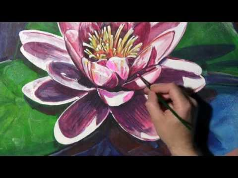 Bettags Malschule – Malen mit Acrylfarbe