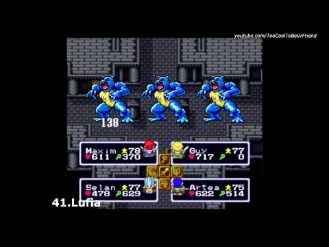 100 SNES GAMES IN 10 MINUTES (HD) - with Info