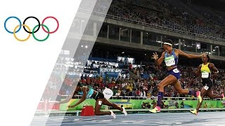 Video Rio Replay: Women's 400m Final MP3, 3GP, MP4, WEBM, AVI, FLV September 2018
