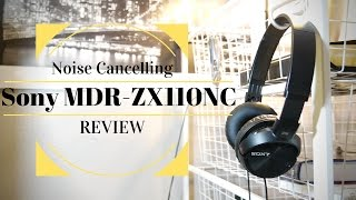 Video Sony $50 Active Noise Cancelling Headphones Review MP3, 3GP, MP4, WEBM, AVI, FLV Juli 2018