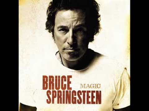 Bruce Springsteen - Iceman lyrics