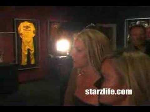 Britney Spears, de fiesta por año nuevo