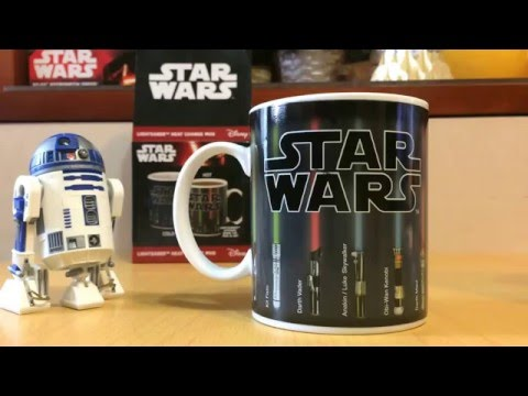 星際大戰 光劍杯・STAR WARS LIGHTSABER HEAT CHANGE MUG