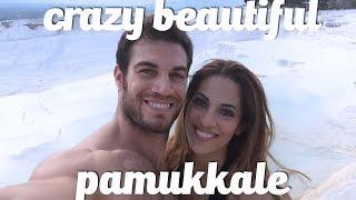 Pamukkale Turkey  city images : The Gorgeous Pools of Pamukkale, Turkey || Evan Antin and Nathalie Basha