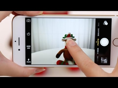 Taking sharper photos with your smartphone