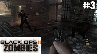 Back at the farm Call of Duty: Black Ops 2 Zombies! w/ PokeaimMD, Blunder & Moet! by PokeaimMD