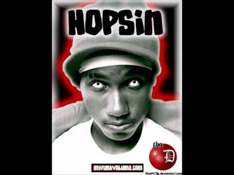 Hopsin-Blood Energy Potion