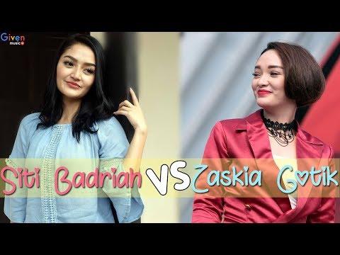 Video Lagu Dangdut Terbaru 2018 - Siti Badriah vs Zaskia Gotik 2018 download in MP3, 3GP, MP4, WEBM, AVI, FLV January 2017