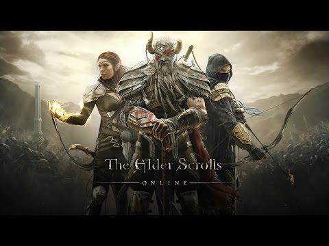 Стрим The Elder Scrolls Online-Возрождение легенды!
