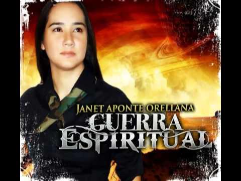 Janet Aponte Orellana - Conmigo está