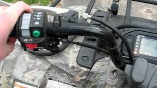 9. 2007 Like new Yamaha Grizzly 450 4x4