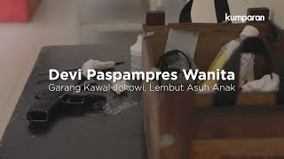 Video Devi Paspampres Wanita: Garang Kawal Jokowi, Lembut Asuh Anak MP3, 3GP, MP4, WEBM, AVI, FLV Oktober 2018
