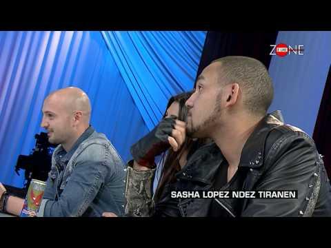Zone e lire - Sasha Lopez ndez Tiranen! (21 shkurt 2014)