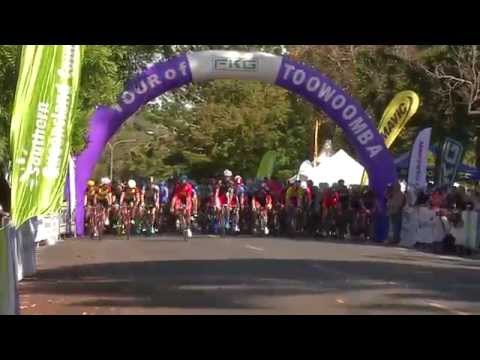 FKG Tour of Toowoomba stage five