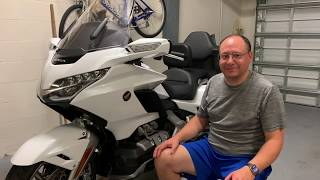 2. Would I buy 2018 Honda Goldwing Again? One year review