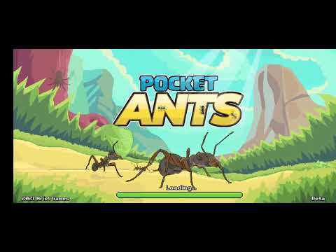 Pocket Ants: The last gold battles.