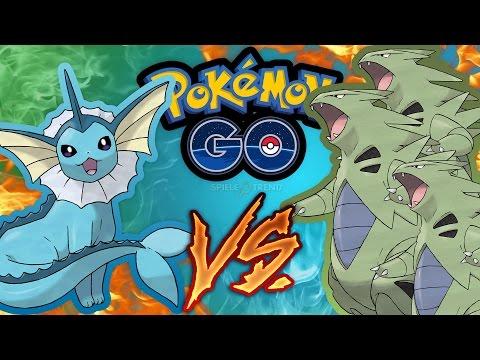 WTF?! 1 Aquana vs. 3 Despotar | Pokémon GO Deutsch #220