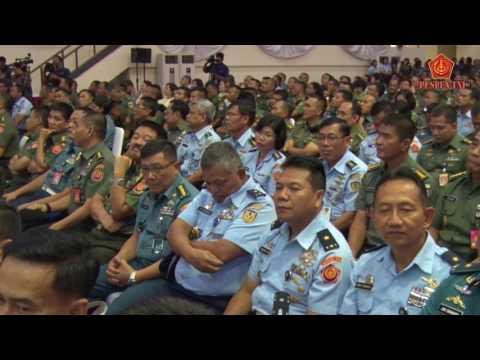 Pesan Panglima TNI kepada Prajurit TNI - Polri