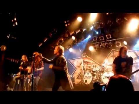 Edguy - Love tyger (Live 2014) (видео)