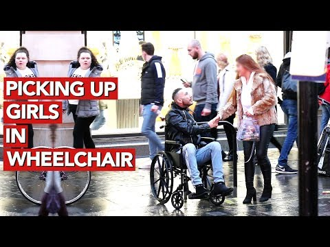 Video Picking up girls in wheelchair download in MP3, 3GP, MP4, WEBM, AVI, FLV January 2017