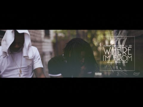 sd - Johnny May Cash f/ SD - Where I'm From (Official Video) Produced By Young Chop Shot By @AZaeProduction.