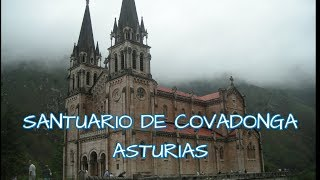 Covadonga Spain  City new picture : Asturias, Santuario de Covadonga, Spain