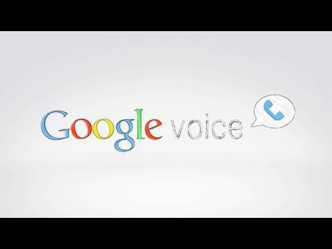 Video of Google Voice