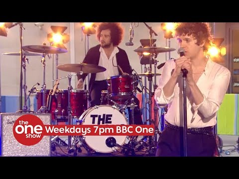 The Kooks - All The Time (Live On The One Show On BBC One)