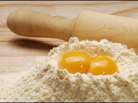 pasta all'uovo fatta in casa - ricetta