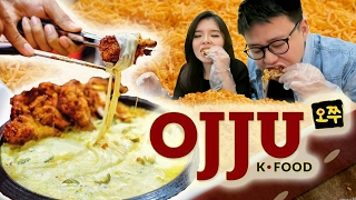 Video Ayam LILIT KEJU Korea PEDAS di OJJU ! MP3, 3GP, MP4, WEBM, AVI, FLV Mei 2017