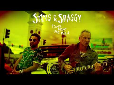 Sting & Shaggy - Don't Make Me Wait (audio)