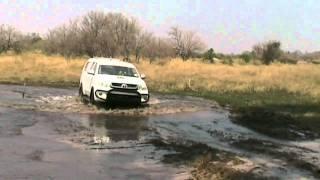 Raid Bochiman :  Namibie Bostwana