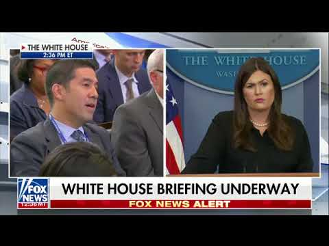 Sarah Huckabee Sanders on Jemele Hill