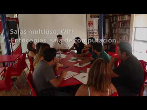 Biblioteca Municipal de Huechuraba! Hazte socio y forma parte de nuestra gran comunidad lectora.