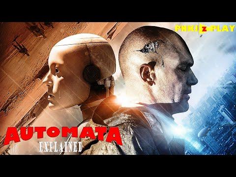 Automata Movie Explained in Hindi | PNKJzPLAY