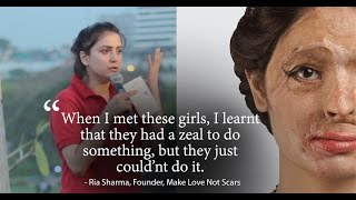 """""""It takes only 3 seconds to scar a face"""": One woman's mission to support acid attack survivors"""