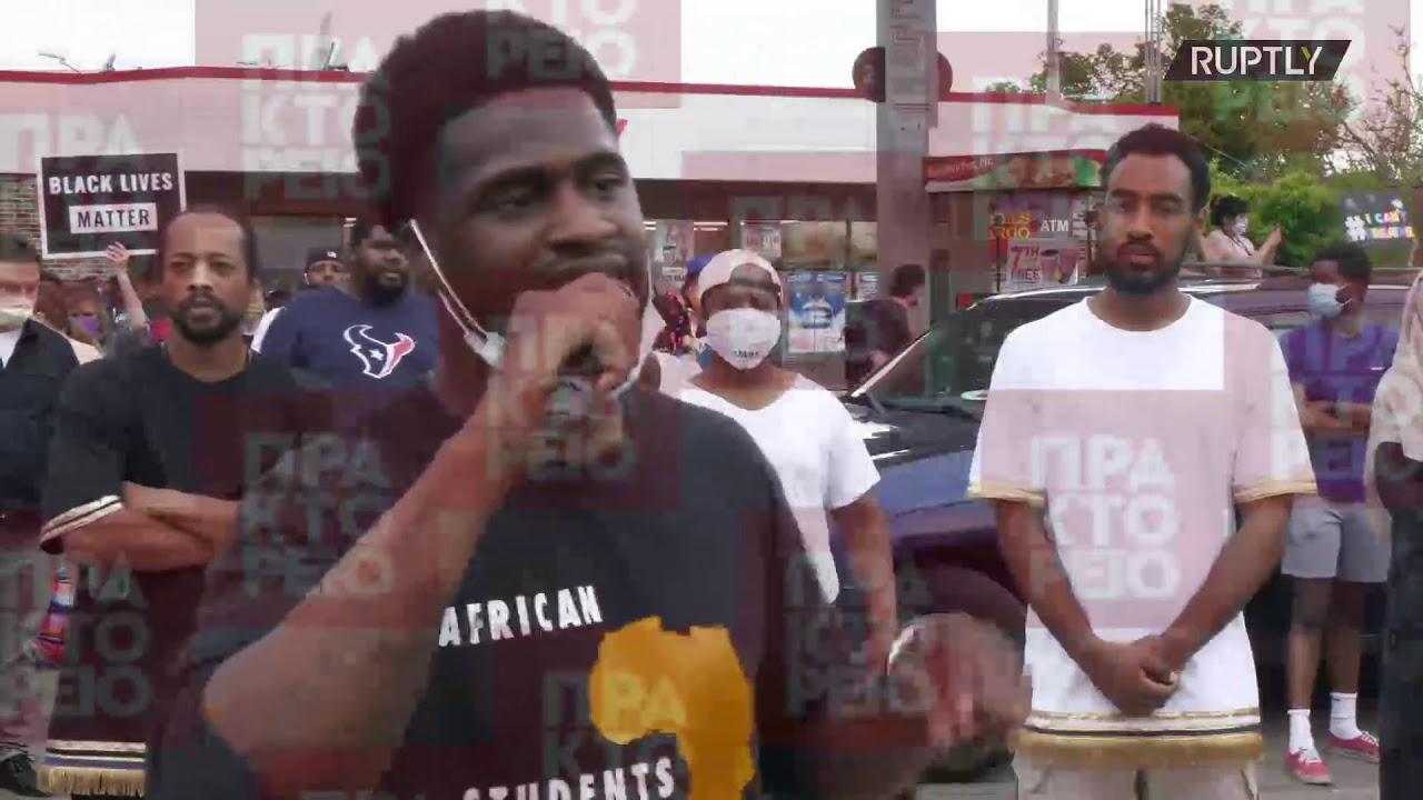 ΗΠΑ: Εκατοντάδες διαμαρτύρονται μετά τον θάνατο αφροαμερικανού σε διαμάχη με την αστυνομία