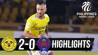 Video Ceres Negros 2-0 Davao Aguilas (PFL 2018) MP3, 3GP, MP4, WEBM, AVI, FLV Juni 2018