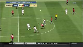 Real Madrid vs Manchester United in The International Champions CupKarim Benzema's combinational play with his teammates vs. Manchester United Facebook - https://www.facebook.com/youngsinatra954/