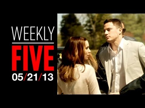 The Weekly Five - May 21, 2013 HD